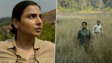 Vidya Balan on Her Role in Sherni: I Play a Woman of Few Words but Many Dimensions