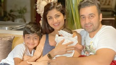 Shilpa Shetty's Family Including Husband Raj Kundra Test Positive for COVID-19; The Actress Confirms She Is Negative (View Post)