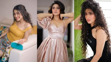 Shivangi Joshi's Style File: 5 Cues You Can Take From The Yeh Rishta Kya Kehlata Hai Actress to Up Your Fashion Game
