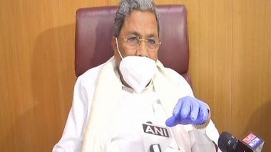 COVID-19 Vaccines Shortage in Karnataka: PM Narendra Modi is a Brand Who Fails on All of His Promises, Says Congress Leader Siddaramaiah
