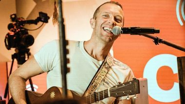 Chris Martin: Music Is Constant Conversation That Goes Back to Beginning of Time