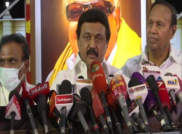 Tamil Nadu CM MK Stalin Launches COVID-19 Cash Relief Scheme Amid Lockdown