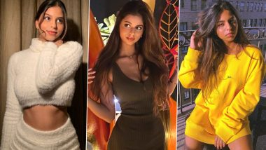 Suhana Khan Birthday Special: Chic and Fuss-Free, Her Fashion Shenanigans Are Millennial Goals!