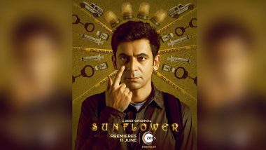Sunflower: Sunil Grover Says the First Look Poster of His Upcoming Crime-Comedy Show Is All About Defining the Quirks About His Character