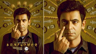 Sunflower: Sunil Grover Shares His First Look From the Upcoming ZEE5's Crime-Comedy Series (View Pic)