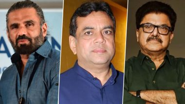 Paresh Rawal Turns 66: Suniel Shetty, Ashoke Pandit Extend Heartfelt Birthday Greetings For the Hera Pheri Actor