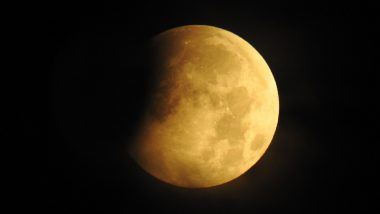 Lunar Eclipse 2021: Spectacular Photos of Rare Super Flower Blood Moon Captured By Netizens
