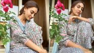 Surbhi Jyoti's Simple Kurta Dress is Perfect For Summer And Can Be Yours For Rs 4,450!