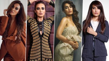 Surbhi Jyoti Birthday Special: 10 Times The Naagin Beauty Wowed With Her Fab Fashion Sense!