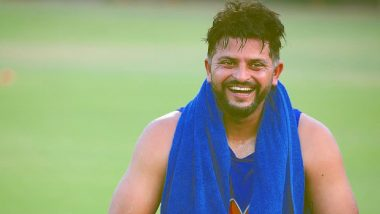 Suresh Raina Urges Fans To 'Find Happiness in Little Things in Life', Says 'Always Be Grateful'