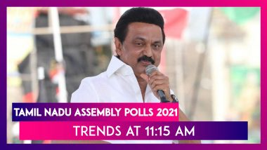 Tamil Nadu Assembly Polls 2021: DMK Crosses The Half-Way Mark In Early Leads