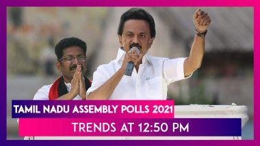 Tamil Nadu Assembly Polls 2021: DMK Is Heading For Victory In Tamil Nadu