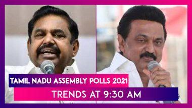 Tamil Nadu Assembly Polls 2021: DMK Ahead Of The Ruling AIADMK