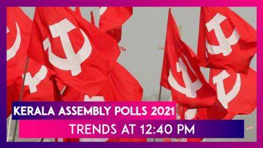 Kerala Assembly Polls 2021: LDF Crosses The Majority Mark