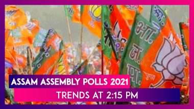 Assam Assembly Polls 2021: BJP Is Leading In 78 Of The 126 Seats, Far Ahead Of Its Rival Congress