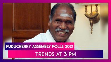 Puducherry Assembly Polls 2021: N Rangaswamy's AINRC+ Takes The Lead