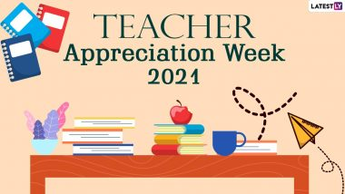 US Teacher Appreciation Week 2021: Here Are 5 Motivational Quotes to Pay Tribute to the One Who Has Laid Your Success Foundation