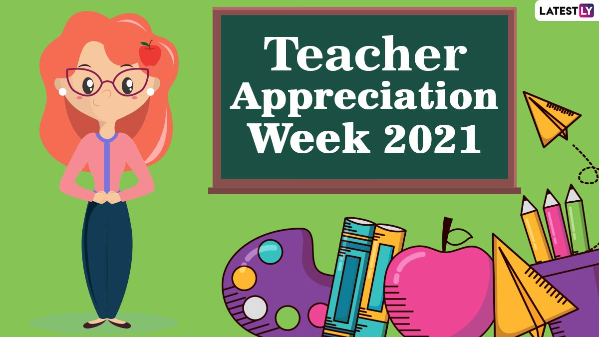 Teacher Appreciation Week 2021 Wishes And Images Thank You Teacher Messages Motivational Quotes And Greetings Take Over Twitter As Netizens Honour The Educators Fresh Headline