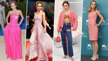 Lily-Rose Depp Birthday: 7 Times She Turned Muse for Chanel (View Pics)