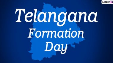 Telangana Formation Day 2021: Date, History, Significance and Celebrations Behind the Observance