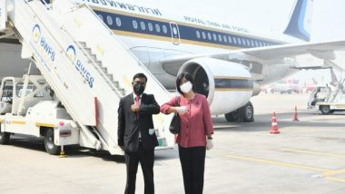 'India Can Continue To Count on Partnership With Thailand Amid COVID-19 Crisis', Says EAM S Jaishankar