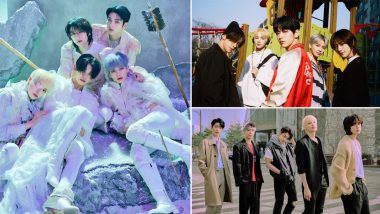 K-Pop Group Tomorrow X Together Releases New Album 'The Chaos Chapter: Freeze' (Watch Video)
