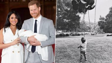 Archie Harrison Birthday: Adorable Photos of Prince Harry and Meghan Markle's Little Munchkin as He Turns 2