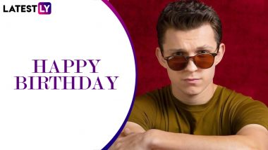 Tom Holland Birthday: Best Pics From his Instagram Account That Grabbed Our Attention