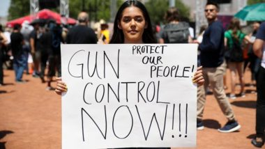 Gun Sales in US Continue Amid COVID-19 Pandemic, Nationwide Protests: Report