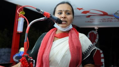 Veena George Becomes Kerala's New Health Minister Replacing KK Shailaja; Know All About The CPIM Leader And Former Journalist