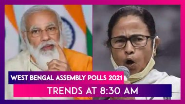 West Bengal Assembly Polls 2021: Very Early Leads From Bengal Show Gain For BJP