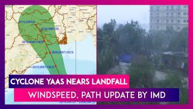 Cyclone Yaas Nears Landfall: Windspeed, Path Update By IMD; Kolkata Airport Suspends Operations, Army Deployed