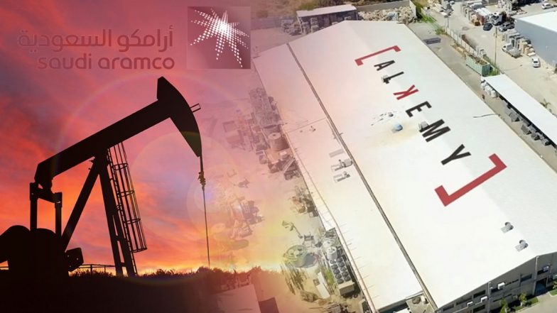 Why Alkemy Can Become Larger Than ARAMCO?