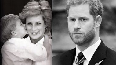 The Me You Can't See: Prince Harry Opens Up About Getting Panic Attacks and Therapy After Mother Diana's Death in AppleTV+ Docuseries