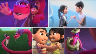 Wish Dragon Trailer: John Cho and Constance Wu's Animated-Movie Takes You on a Magical Adventure; Premieres on Netflix From June 11 (Watch Video)