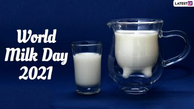 World Milk Day 2021: What Is the Significance Of World Milk Day? All The FAQs About This Day Answered