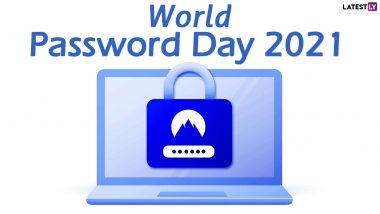 Happy World Password Day 2021! Twitterati Use Funny Memes, Messages and Images to Remind Everyone to Change Password Occasionally
