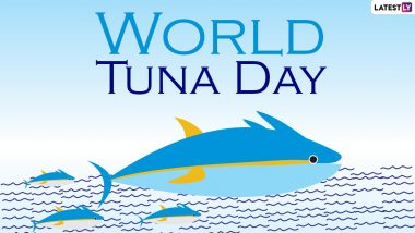 World Tuna Day 2021 Recipes: From Easy Tuna Steak to Patties, Quick Items You Can Prepare at Home (Watch Videos)