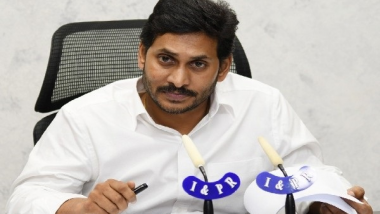 Andhra Pradesh CM YS Jagan Mohan Reddy Claims 94.5% of Promises Made in YSRCP's Election Manifesto Fulfilled