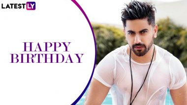 Zain Imam Birthday Special: Here Are Some Lesser-Known Facts About the Naamkaran Actor!