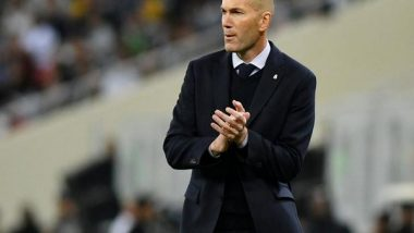 Zinedine Zidane 'Bit Angry' After Handball Episode Sees Real Madrid Play Out 2-2 Draw Against Sevilla