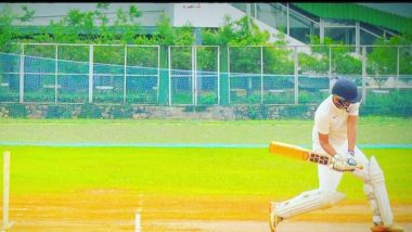 A Star in the Making – Patna-Born Adarsh Singh Plays His Way up the World of Cricket
