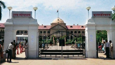 India News | Death of COVID-19 Patients Due to Non Supplying of Oxygen 'criminal Act, Not Less Than Genocide': Allahabad HC