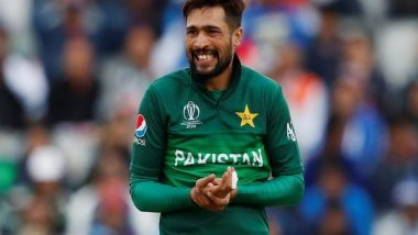 Mohammad Amir to Play for Barbados Tridents in Maiden CPL Stint, TKR Rope Nepal Spinner Sandeep Lamichhane