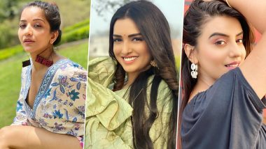 From Monalisa to Aamrapali Dubey to Akshara Singh; 5 Bhojpuri Actresses Who Enjoy Major Fan Following on Instagram