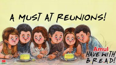 Amul Pays an Awesome Tribute to 'Friends', Hours Before the Release of Its Reunion Special Episode in India