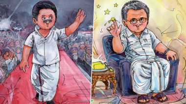 Assembly Elections Results 2021: Amul Shares Creative Topicals on LDF and DMK's Victory in Kerala and Tamil Nadu