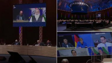 India-EU Summit 2021: European Union Member States Extend Support to India As Second COVID-19 Wave Batters The Country