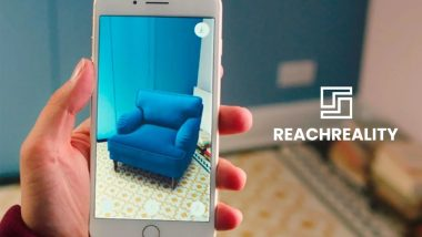 Reach Reality Raises the Bar by Integrating Augmented Reality Services into Marketing