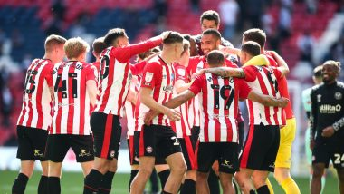 Brentford FC Promoted to Premier League After 2-0 Win Over Swansea City